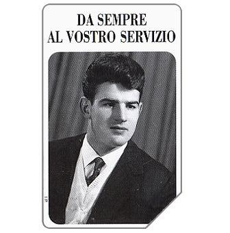 Phonecard for sale: Esso, Da sempre al vostro servizio, 30.06.97, L.2000