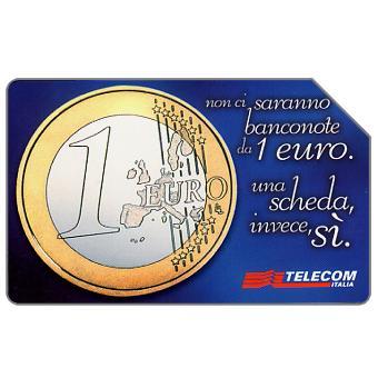 Phonecard for sale: La moneta unica, 30.06.2002, L.2000