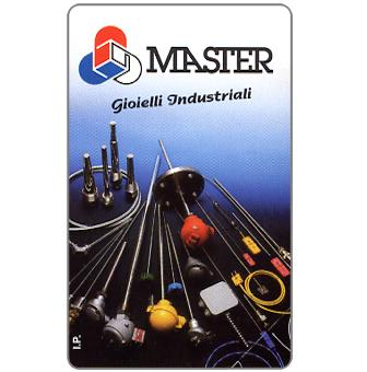 Phonecard for sale: Master, 30.06.99, L.5000