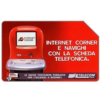 Phonecard for sale: Internet corner, 30.06.2003, L.5000