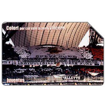 Tifoseria Juventus, 31.12.2003, L.5000