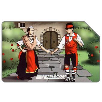 Phonecard for sale: 23° Festival Valle di Comino, 31.12.2003, L.10000