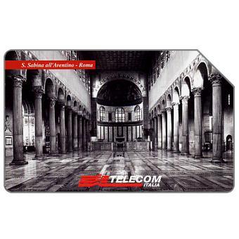 Phonecard for sale: Il culto dell'arte, Roma, 31.12.2003, L.10000