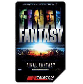 Phonecard for sale: Final Fantasy, 31.12.2003, L.5000