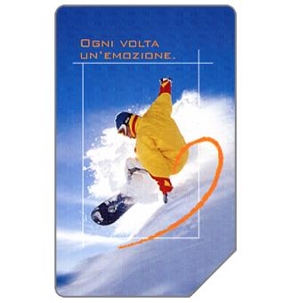 Phonecard for sale: Sport & Motion, 30.06.2004, € 2,50