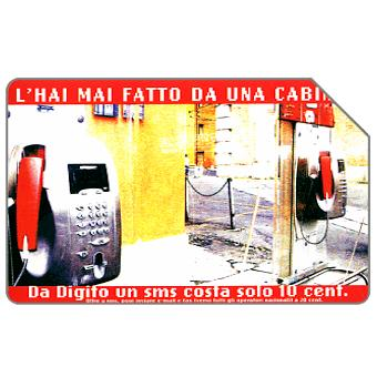 Phonecard for sale: SMS, 31.12.2004, € 2,50