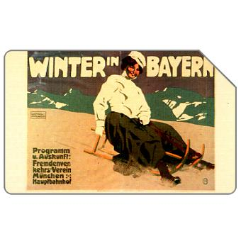 Phonecard for sale: Winter in Bayern, 31.12.2004, € 2,50