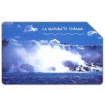 The Phonecard Shop: La natura ci chiama, Le cascate del Niagara, 31.12.2004, € 5,00