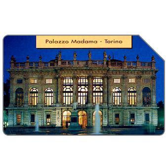 Torino, Palazzo Madama, 31.12.2004, € 5,00