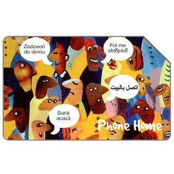 Phone Home, 31.12.2003, € 5,00