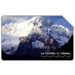 The Phonecard Shop: La natura ci chiama, Il Monte Bianco, 30.06.2005, € 5,00