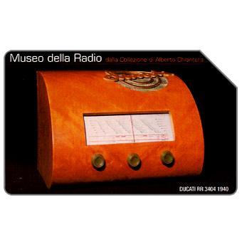 Museo della radio, 30.06.2006, € 5,00