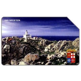 Faro Capo di Testa, 31.12.2006, € 3,00