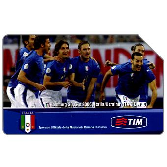 Phonecard for sale: Nazionale Italiana, 30.06.2007, € 5,00