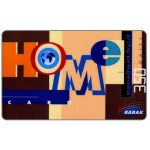 The Phonecard Shop: Barak - Home, 250 units