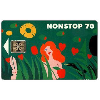 Phonecard for sale: Tele - Eve, 70 mk