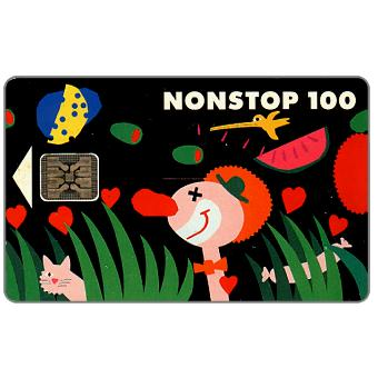 Phonecard for sale: Tele - Clown, 100 mk