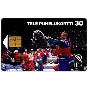 Phonecard for sale: Tele - Kuusamo, 30 mk