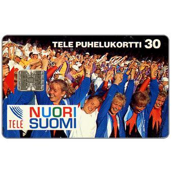 Tele - Nuori Suomi, 30 mk