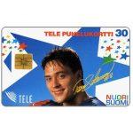 The Phonecard Shop: Tele - Nuori Suomi, Teemu Selanne, 30 mk