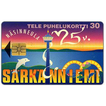 Phonecard for sale: Tele - Sarkanniemi, 30 mk
