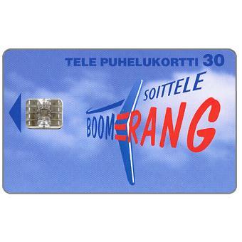 Phonecard for sale: Tele - Boomerang I, 30 mk