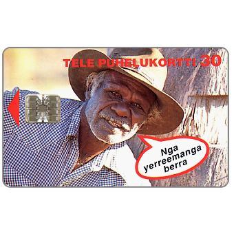 Phonecard for sale: Tele - Boomerang II, 30 mk