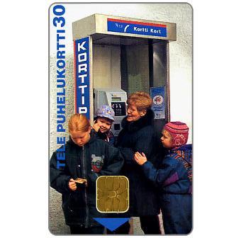 Phonecard for sale: Tele - Telephone, 30 mk