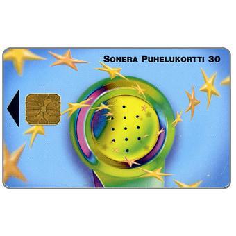 Sonera - Handset & stars, 30 mk