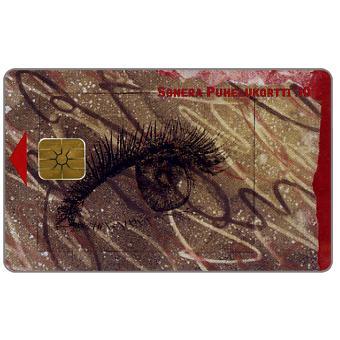 Phonecard for sale: Sonera - Eye, 30 mk