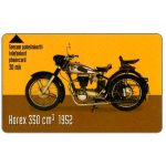 The Phonecard Shop: Turku - Motorcycle Horex 350cc 1952, 30 mk