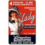 The Phonecard Shop: Turku - My Fair Lady, 10 mk