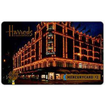 Mercury - Harrods, £2