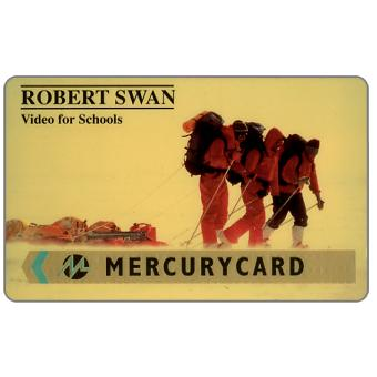 Mercury - Robert Swan, 50p