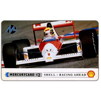 Paytelco - Shell Petrol, Formula 1 car, £2