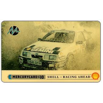 Paytelco - Shell Petrol, Rally Car, £10