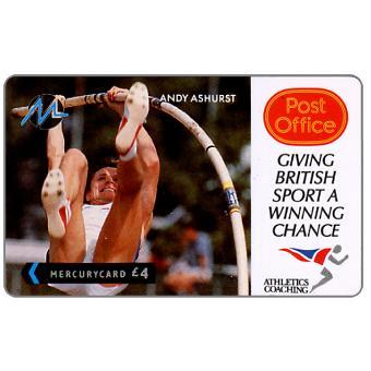 Paytelco - Post Office Athletics, Andy Ashurst, £4