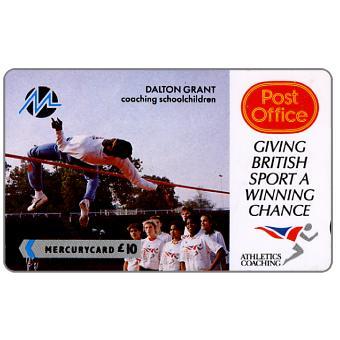 Paytelco - Post Office Athletics, Dalton Grant, £10