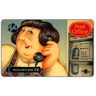 Paytelco - Post Office, Mavis, £4