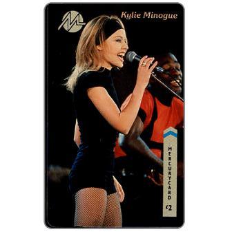 Paytelco - Pop Stars, Kylie Minogue, £2