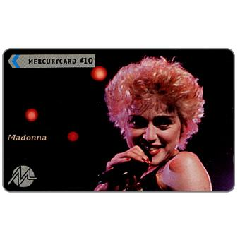 Paytelco - Pop Stars, Madonna, £10