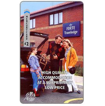 Paytelco - Travelodge (without room price), £2