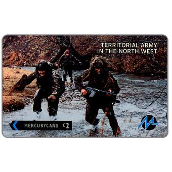 Paytelco - Territorial Army, soldiers, £2