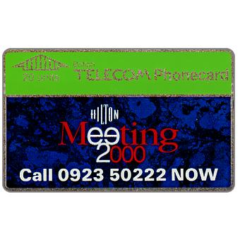 Phonecard for sale: Hilton - Meeting 2000, 20 units