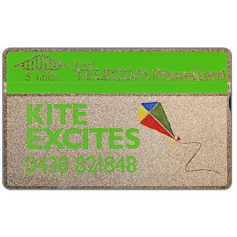 Phonecard for sale: Kite Excites, 5 units