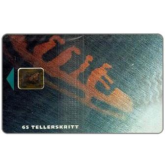 Phonecard for sale: Lillehammer 1994, Bob, 65 units