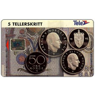 Phonecard for sale: Oslo international Coin Show, 5 units