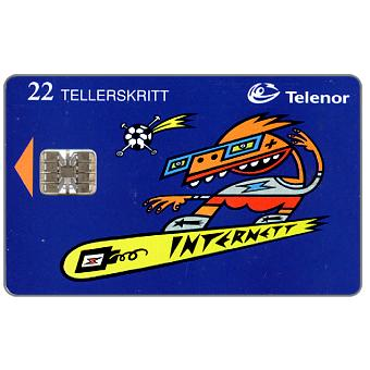 Phonecard for sale: Internet, 22 units
