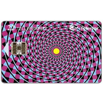 Phonecard for sale: Mock spiral, 22 units