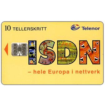Phonecard for sale: ISDN, 10 units